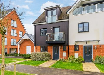 Thumbnail 3 bed end terrace house for sale in Tippett Lane, Oxted