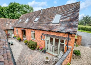 Thumbnail 3 bed barn conversion for sale in Crowley Farm Barns, Ullenhall, Henley-In-Arden
