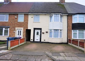 Thumbnail 3 bed terraced house for sale in Rycot Road, Speke, Liverpool