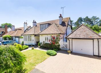 Thumbnail 3 bed detached house for sale in Field Lane, Letchworth Garden City