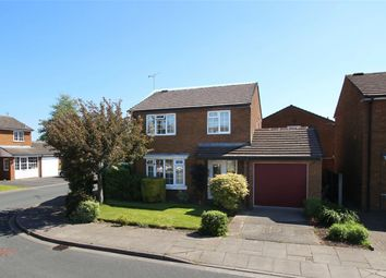 Thumbnail 3 bed detached house for sale in 19 Newfield Park, Carlisle, Cumbria