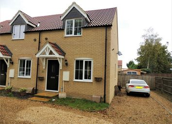 Thumbnail 2 bed end terrace house for sale in Willow Tree Close, West Lynn, King's Lynn