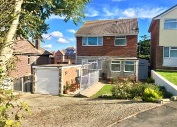 Thumbnail 3 bed detached house for sale in Comet Close, Weymouth