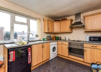 Thumbnail 1 bed flat for sale in Maple House, Springhill Close, Walsall, West Midlands