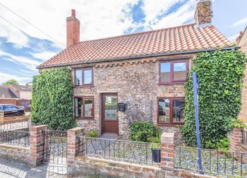 Thumbnail 3 bed detached house for sale in Main Street, Riccall, York