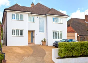 Thumbnail 4 bed detached house for sale in Hill Drive, Hove, East Sussex