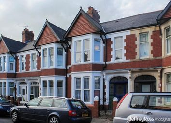 Thumbnail 3 bedroom terraced house to rent in Mayfield Avenue, Cardiff