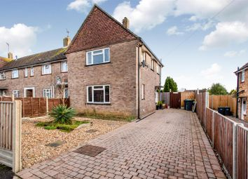 Thumbnail 2 bed end terrace house for sale in Mitchell Road, Bedhampton, Havant