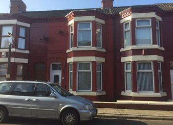 Thumbnail 3 bed terraced house for sale in 40 Silverdale Avenue, Tuebrook, Liverpool