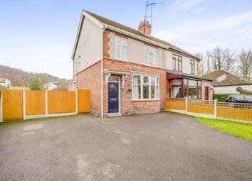 Thumbnail 3 bed semi-detached house for sale in Alfreton Road, Little Eaton, Derby, Derbyshire