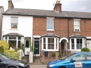Thumbnail 2 bed terraced house to rent in Sandridge Road, St Albans