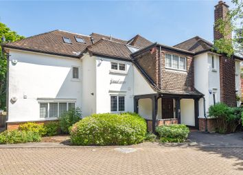 Thumbnail 2 bed flat for sale in Birken Court, Rickmansworth Road, Northwood, Middlesex