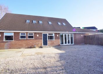 Thumbnail 5 bed detached bungalow for sale in Dixon Street, Featherstone, Pontefract