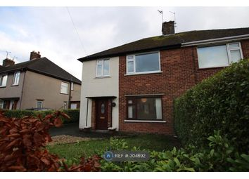 Thumbnail 3 bed semi-detached house to rent in Queens Drive, Buckley