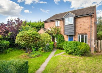 Thumbnail 2 bedroom semi-detached house for sale in The Brambles, Bar Hill, Cambridgeshire