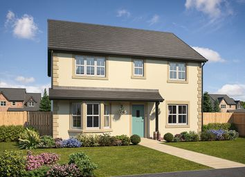 "Thumbnail 4 bedroom detached house for sale in ""Harrogate"" at Low Lane, Acklam, Middlesbrough"
