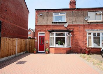 Thumbnail 3 bed end terrace house for sale in Leigh Road, Leigh, Lancashire