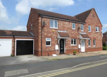 Thumbnail 2 bed semi-detached house to rent in Aldborough Way, York, North Yorkshire