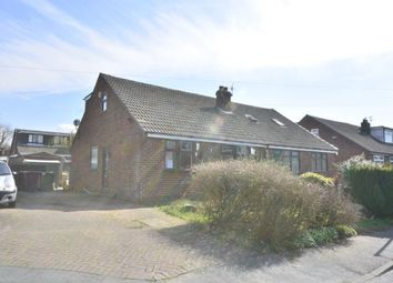 Thumbnail 2 bedroom semi-detached house for sale in Coniston Close, Little Lever, Bolton