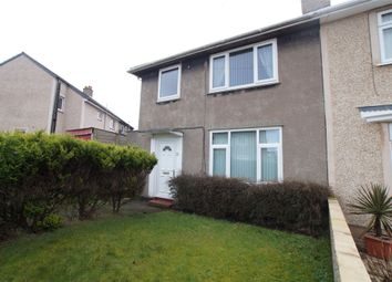 Thumbnail 3 bed semi-detached house for sale in Grisedale Close, Whitehaven, Cumbria