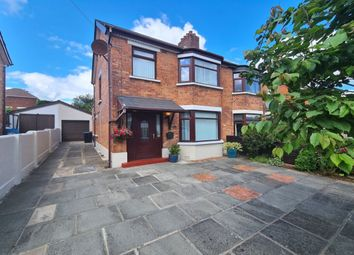 Thumbnail 3 bed semi-detached house for sale in Moreland Avenue, Newtownabbey