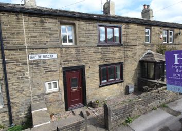 Thumbnail 2 bed terraced house for sale in Haworth Road, Allerton, Bradford