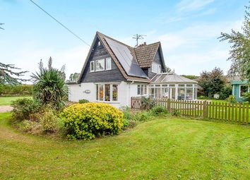 Thumbnail 3 bed detached house for sale in New Road, Sutton Bridge, Spalding