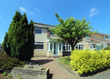 Thumbnail 4 bedroom semi-detached house for sale in Thornham Drive, Bolton