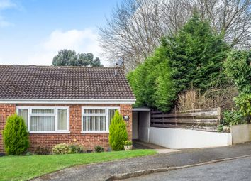 Thumbnail 2 bed semi-detached bungalow for sale in Kites Close, Warwick