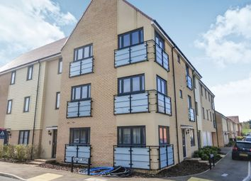 Thumbnail 2 bedroom flat for sale in Healey Road, Dunstable