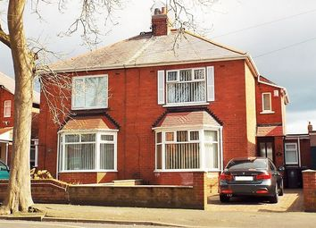 Thumbnail 2 bed semi-detached house for sale in Hollywell Road, North Shields