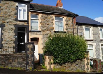 Thumbnail 4 bed terraced house for sale in Gorsedd Street, Mountain Ash