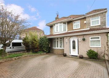 Thumbnail 4 bed detached house for sale in Northern Road, Rodbourne Cheney, Swindon, Wiltshire