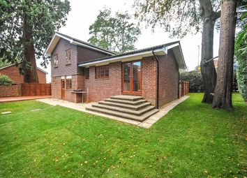 Thumbnail 5 bed detached house to rent in Crowthorne Road, Sandhurst