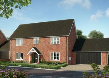 Thumbnail 4 bed semi-detached house for sale in Wicken Lea, Newport, Saffron Walden, Essex