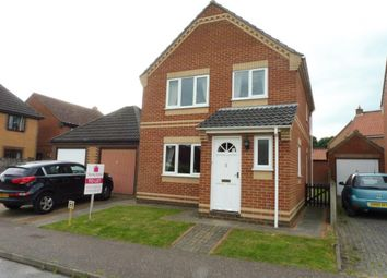 Thumbnail 3 bedroom property to rent in Crown Meadow, Reepham, Norwich