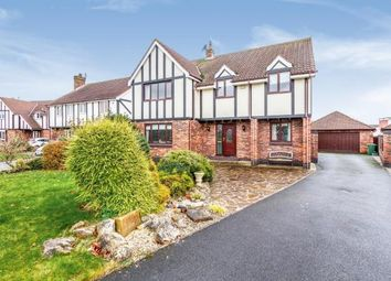 Thumbnail 5 bed detached house for sale in The Hermitage, Thornton-Cleveleys, Lancashire, .