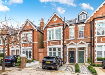 5 bed semi-detached house for sale in Priory Road, Kew, Surrey TW9
