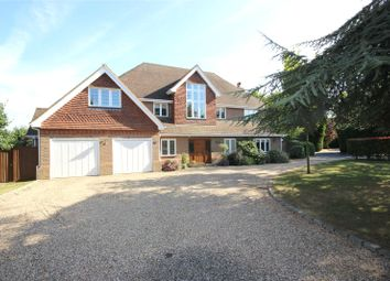 Thumbnail 6 bed detached house for sale in The Uplands, Harpenden, Hertfordshire