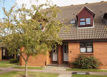 Thumbnail 2 bed terraced house for sale in Henley Close, Saxmundham