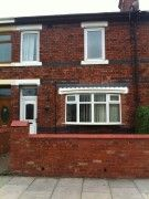 Thumbnail 3 bedroom terraced house to rent in Wenlock Rd, South Shields