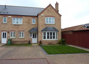 Thumbnail 3 bed link-detached house for sale in Priors Close, New Waltham, Grimsby