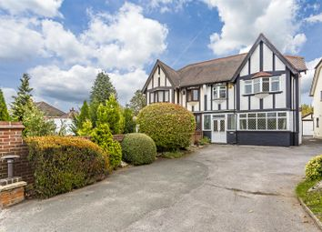 Thumbnail 4 bed semi-detached house for sale in Little Woodcote Lane, Purley