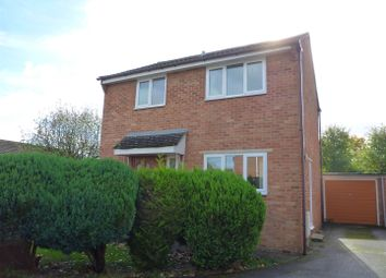 Thumbnail 3 bed detached house for sale in Elcombe Close, Trowbridge