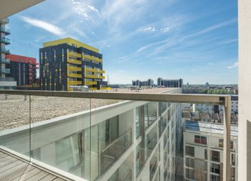Thumbnail 1 bed flat for sale in Millharbour, London