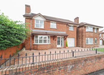 Thumbnail 3 bed detached house for sale in Clonallon Gardens, Belmont, Belfast