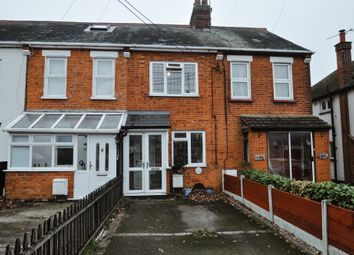 Thumbnail 2 bed terraced house for sale in Kenneth Road, Hadleigh, Benfleet