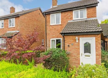 Thumbnail 3 bedroom detached house for sale in Glatton Road, Sawtry, Huntingdon