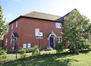 Thumbnail 2 bed maisonette to rent in Bluebell Court, Whiteley, Fareham