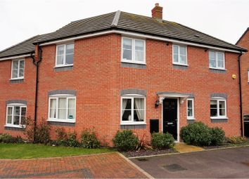 Thumbnail 3 bedroom semi-detached house for sale in Havering Close, Derby